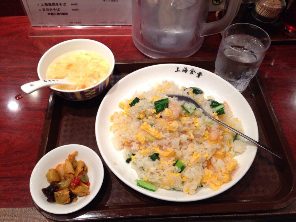 【閉店】渋谷 上海食堂